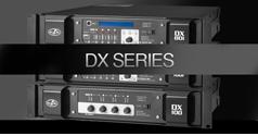 DX系列功率放大器